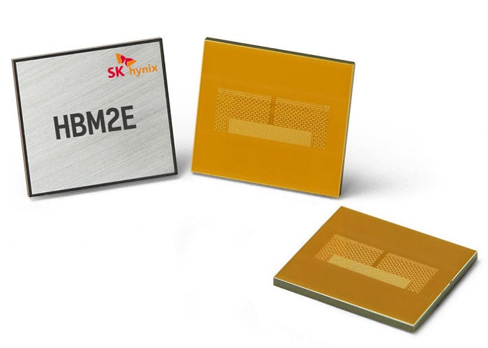 SK Hynix HBM2E memory