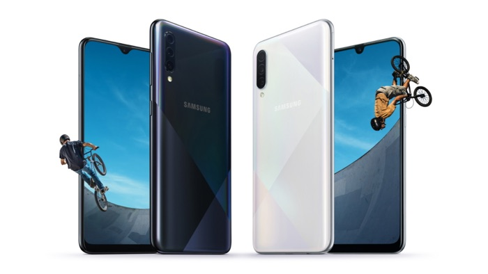 Samsung Galaxy A50s and Galaxy A30s smartphones announced
