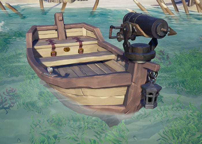 Sea of Thieves Dark Relics