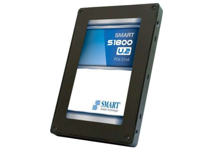 Smart Modular S1800 U.2 NVMe SSD