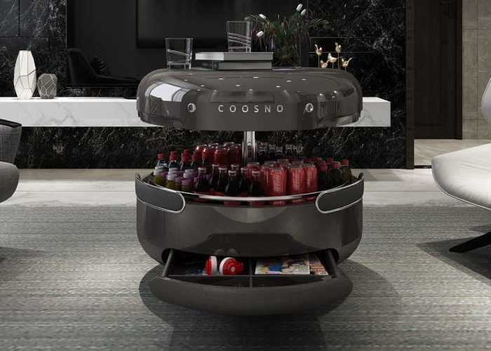 Coosno Smart Coffee Table From 329 Geeky Gadgets