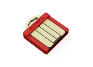 Somu FIDO2 security key