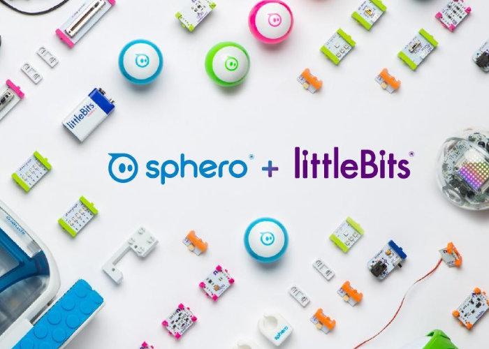 Sphero acquires Littlebits