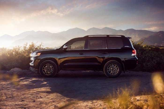 Toyota Land Cruiser Heritage Editon starts at $89,000