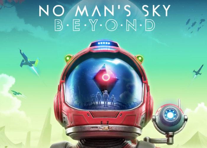 VR No Man's Sky Beyond