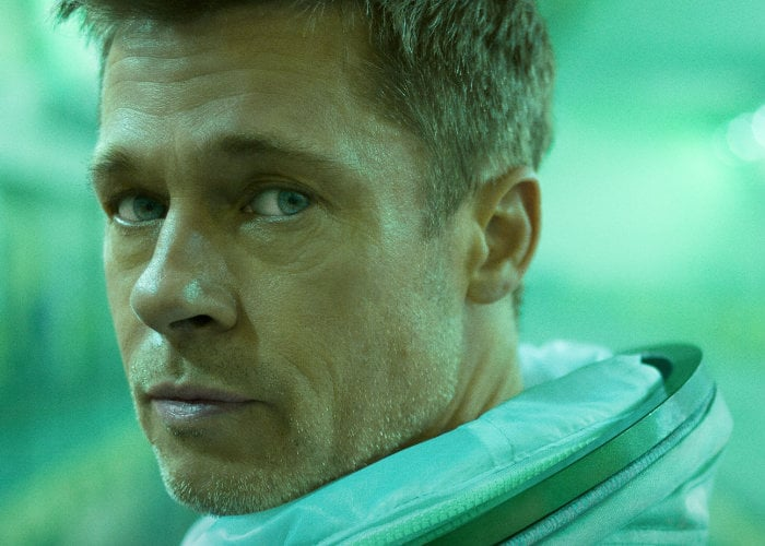 New Ad Astra sci-fi movie trailer starring Brad Pitt