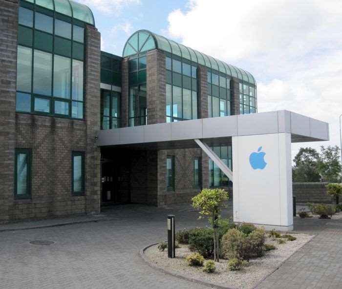 Apple Irish tax ruling