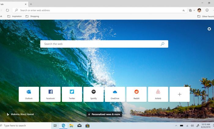 Microsoft's Chromium Edge browser ready for beta
