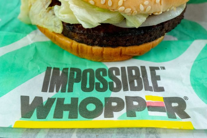 Impossible Whopper Coming To Burger King