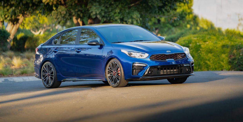 2020 Kia Forte GT starts at $23,215