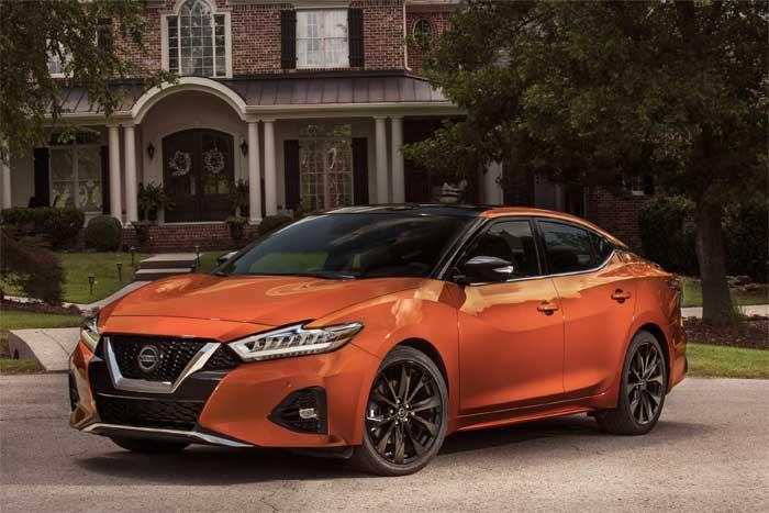 2020 Nissan Maxima Price Bumped $200