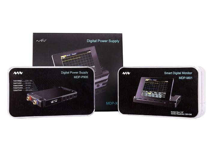 MDP-XP programmable modular DC power supply $199 - Geeky Gadgets
