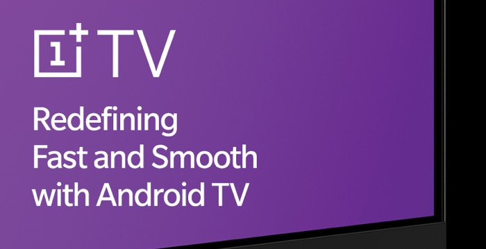 OnePlus TV is based on Android TV