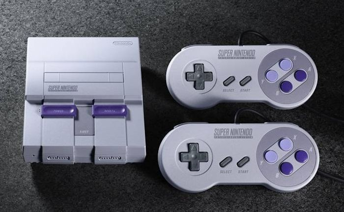 FCC Filing Hints At A SNES Controller For The Nintendo Switch