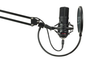 streaming USB microphone