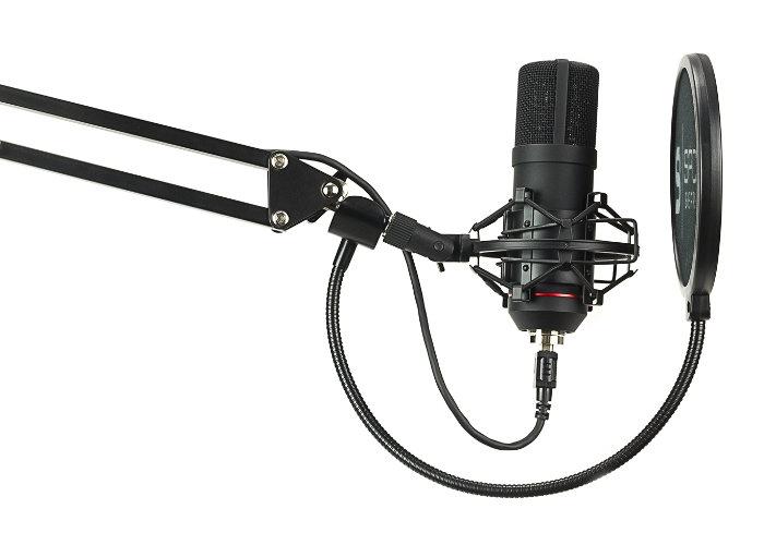 streaming USB microphone