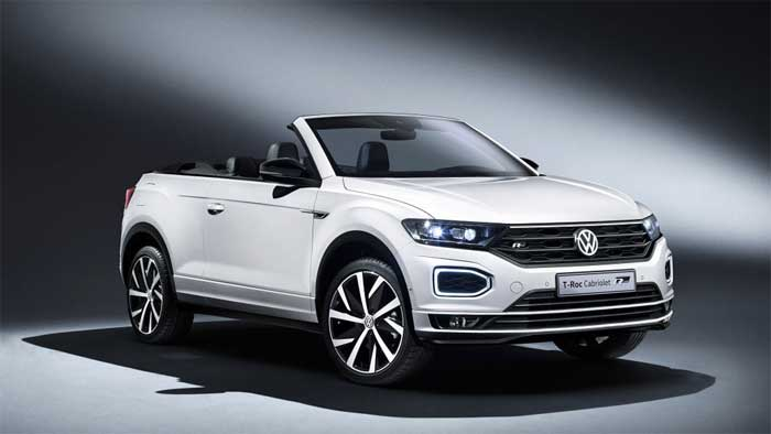VW T-Roc Cabriolet: The Car No One Wants?