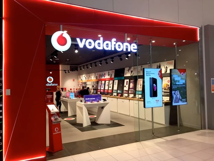 Vodafone Together