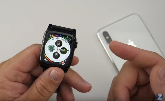 watchOS 6 beta 7