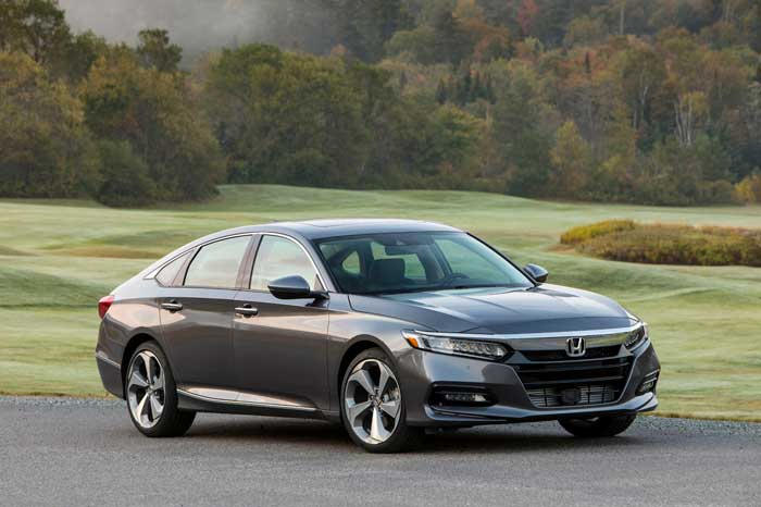 2020 Honda Accord now available in the US