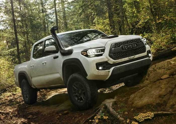 2020 Toyota Tacoma TRD Pro Starting Price Grows