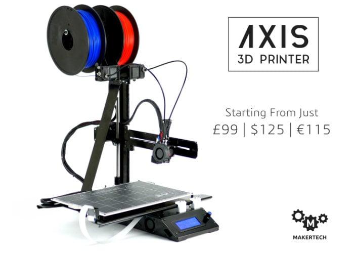 AXIS 3D Printer