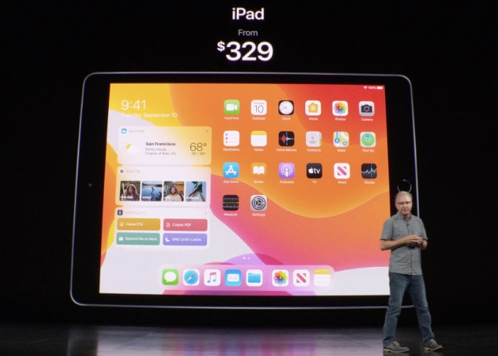 Apple iPad Price