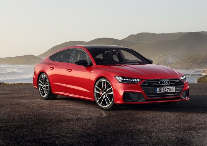 Audi A7 Sportback 55 TFSI e quattro unveiled