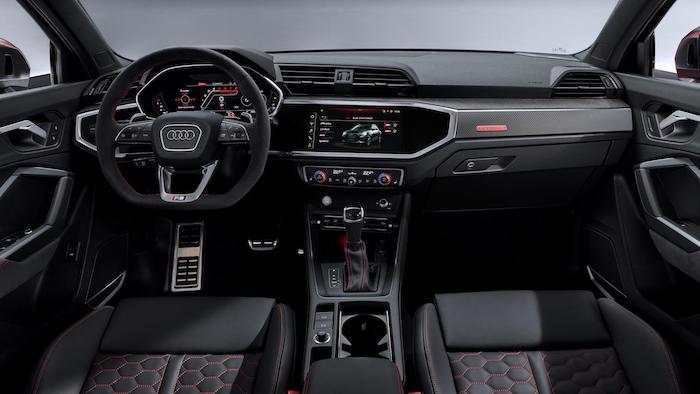 Audi RS Q3 and Audi RS Q3 Sportback