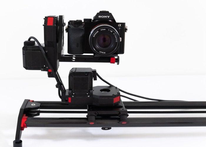 Axibo Pan powered camera slide