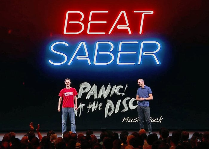 Beat Saber 360 Mode unveiled and new Panic! At The Disco pack