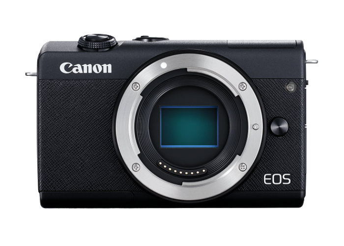 Canon EOS M200 camera