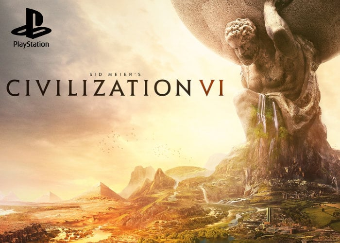 Civilization VI PlayStation