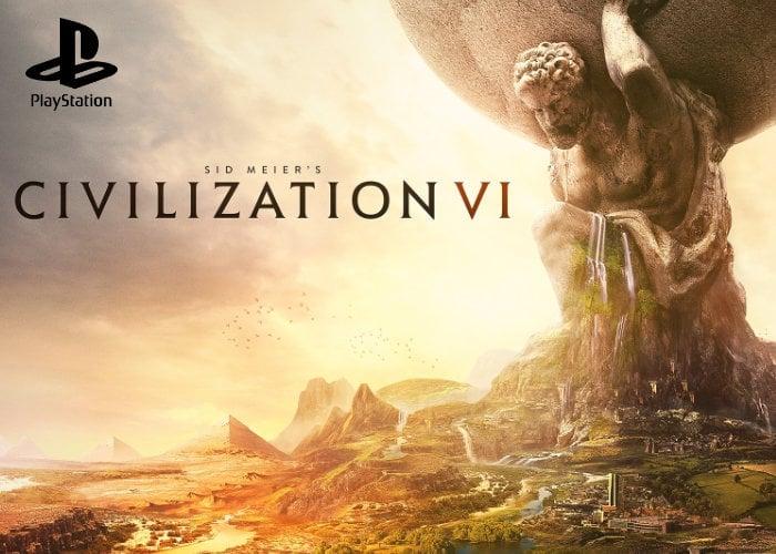 Civilization VI PlayStation