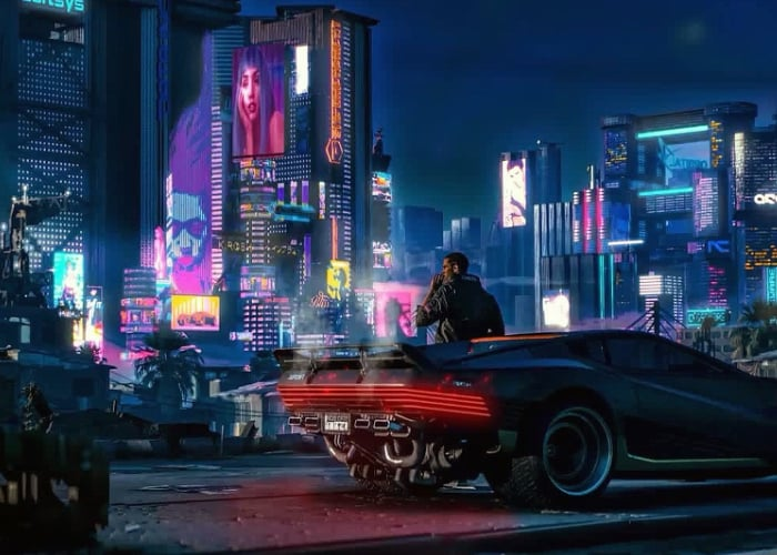 Cyberpunk 2077 is going all in on first-person