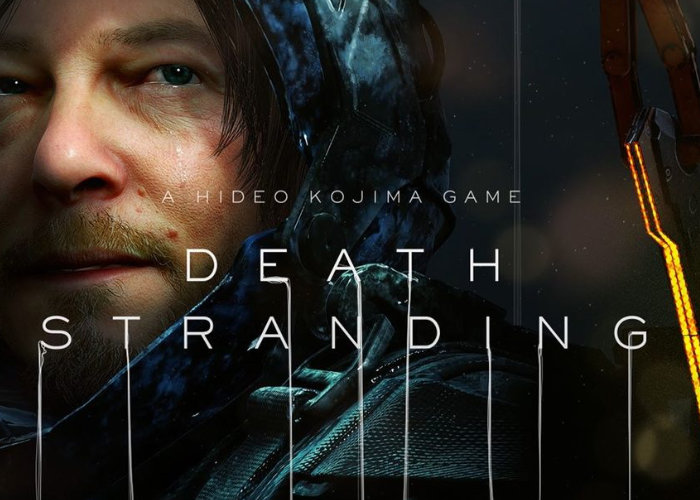 Hideo Kojima says Death Stranding is not a walking simulator