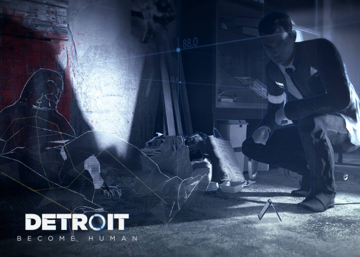 Detroit Become Human PC teaser trailer