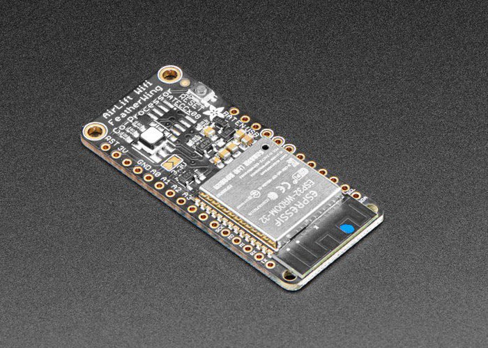 FeatherWing ESP32 WiFi co-processor