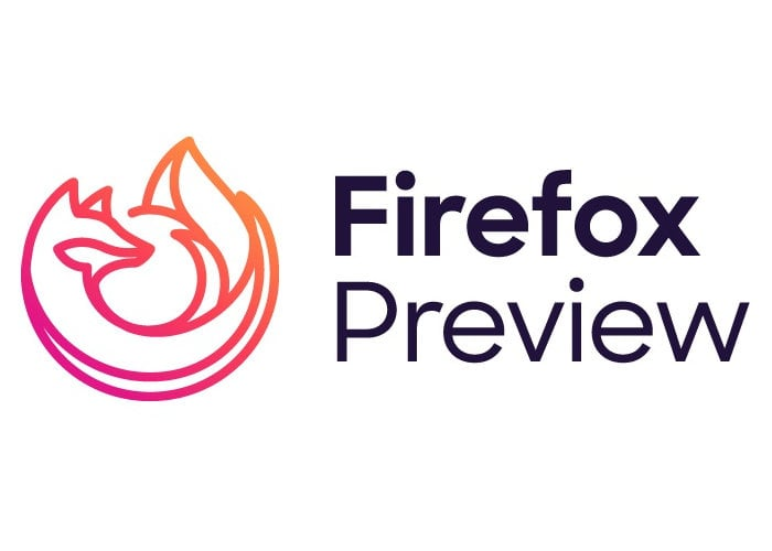 Firefox Preview 2