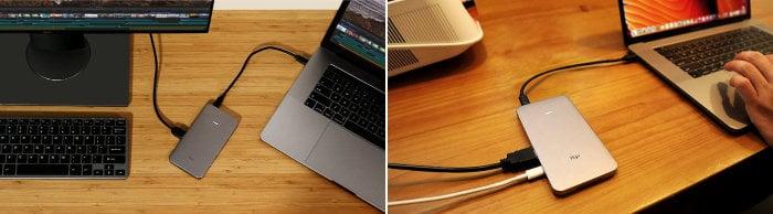 Flujo Signature Pro USB-C Hub
