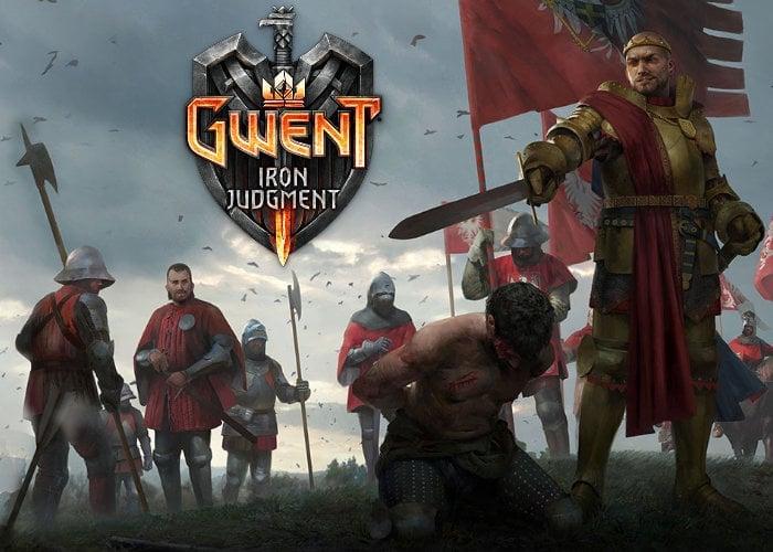 GWENT Iron Judgement