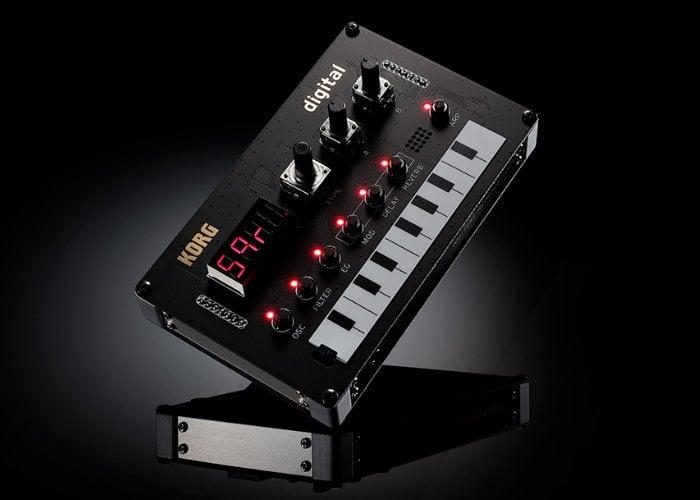 Korg NTS-1 digital synthesiser kit