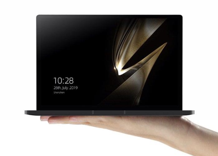 MAG1 mini laptop