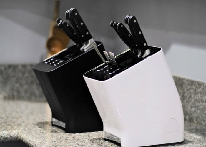 Magicblock kitchen knife block