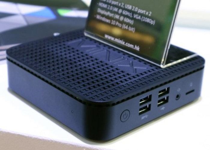 Minix NEO G41V-4 mini PC