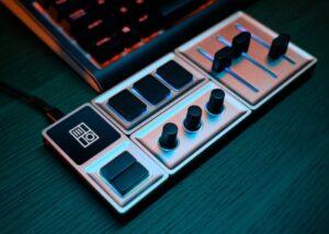 Monogram modular creative console