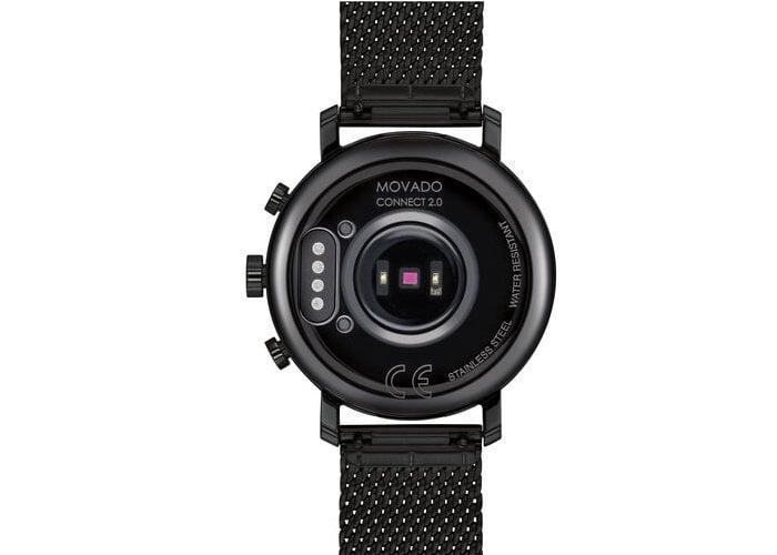 Movado Connect 2 smartwatch