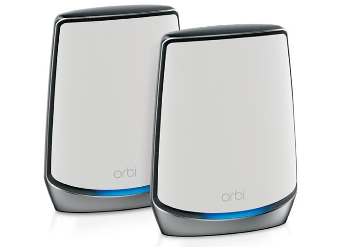Netgear WiFi 6 mesh router