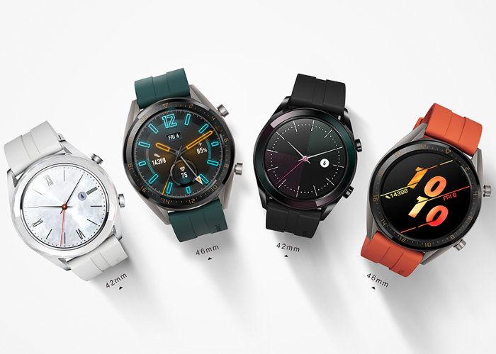 New Huawei Watch GT 2 smartwatch