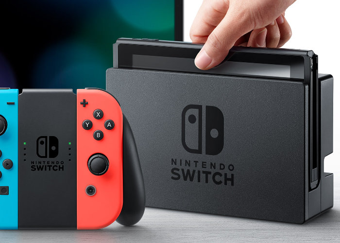 Nintendo Switch VR headset